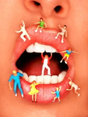 Are you checking for signs of mouth cancer?