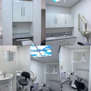 Oral hygiene suite